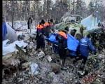 Авиакатастрофа ИЛ-76 Охотск 2001г.