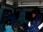 Ночные поиски пострадавших на море