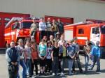 Экскурсия в ПЧ-20 Лето 2015